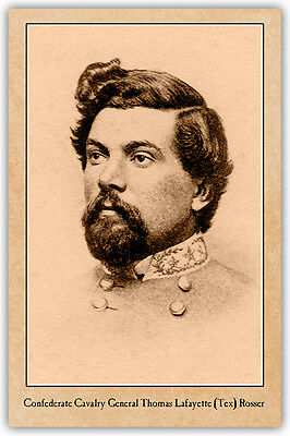 THOMAS HOWELL COBB Confederate General Civil War Vintage Photograph CARD CDV
