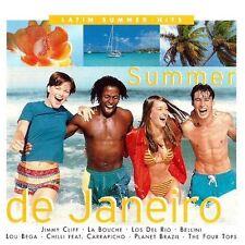 Summer de Janeiro (2000) Bellini, Los del Rio, Saragossa Band, Tony Espos.. [CD]