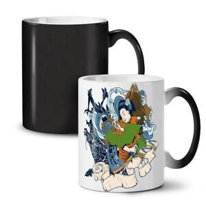 Sea Fantasy Japanese NEW Colour Changing Tea Coffee Mug 11 oz   Wellcoda