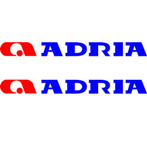 SET-OF-4-ADRIA-70cm-X-8cm-LOGO-CARAVAN-REPLACEMENT-STICKERS-SET-DECALS-GRAPHICS