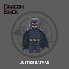 **NEW** LYL BRICK Custom Batman Arkham City Lego Minifigure