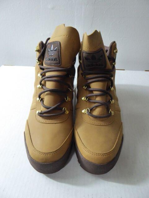 NEW ADIDAS JAKE BOOTS 2.0, STYLE: BB8923, MESA BROWN, 8.5 $125.00