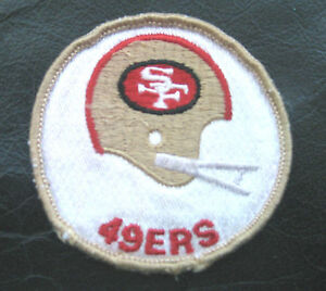 SAN-FRANCISCO-EMBROIDERED-VINTAGE-SEW-ON-ONLY-PATCH-49-HELMET-LOGO-SPORTS-3-034