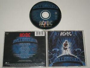AC / Dc / Ballbreaker (Eastwest/7559-61780-2) CD Album