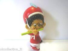 MON CICCI 1979 CON FLAUTO - personaggio pvc 6 cm - Monchhichis Chicaboo Kiki