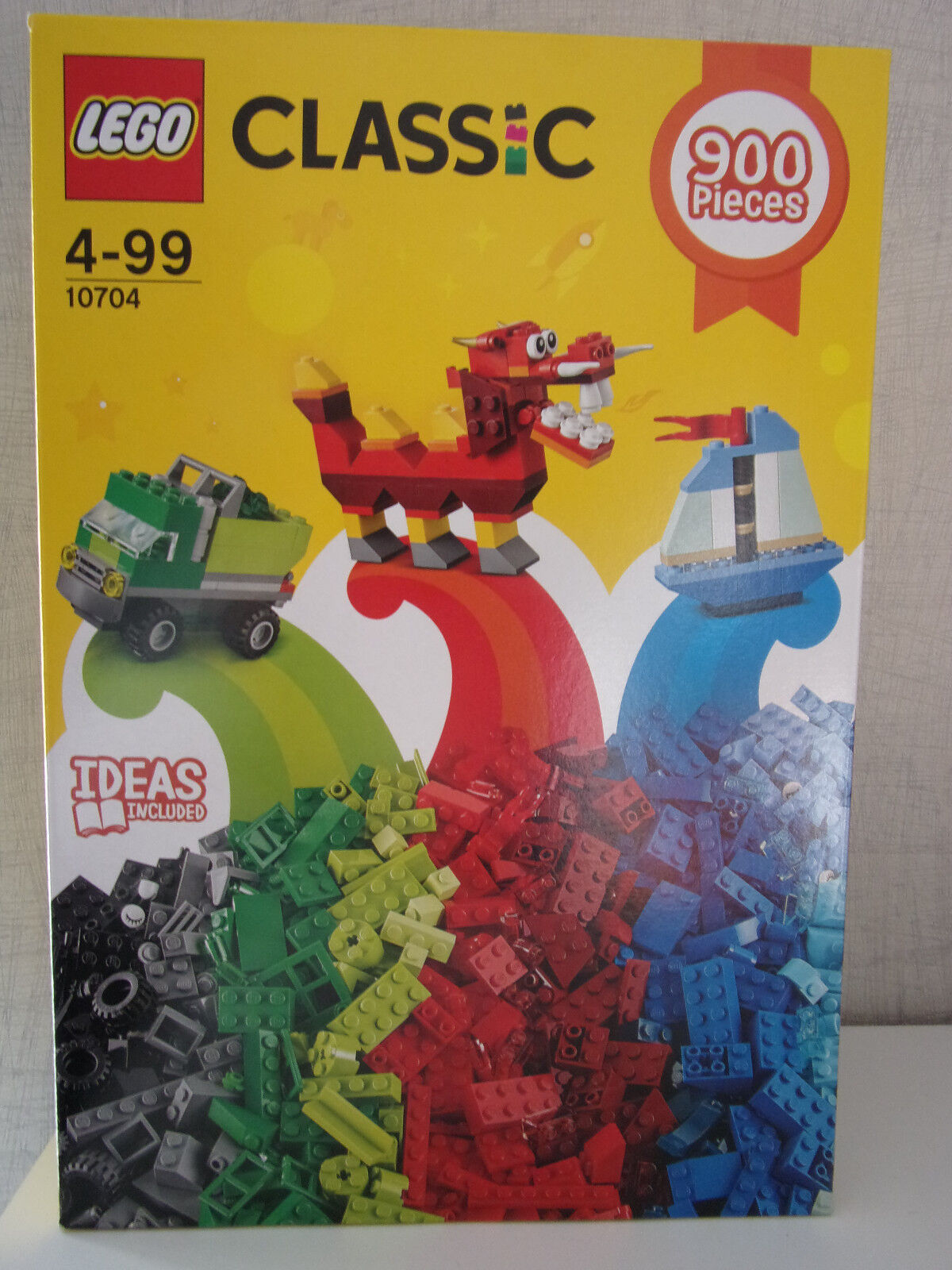 LEGO Classic 10704 creativi-steinebox-NUOVO & OVP
