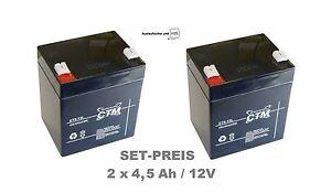 CTM-CT-4-5A-12V-GRIGLIA-feltro-glasfaservlies-AGM-GEL-Batteria-da-12-VOLT