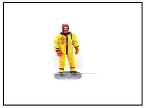 FIREMAN ANTIFREEZE DRESS MONTREAL 2003 Pompieri del Mondo Del Prado MZ8-55