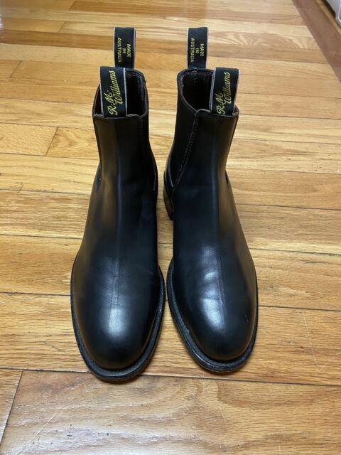Represent Clothing The Dusk Boot Black Us 10 Uk 9 For Sale Online Ebay