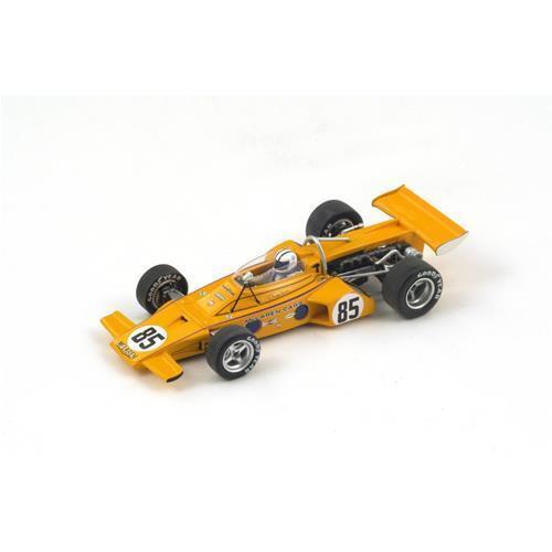 Mc Laren M16 N.85 Indy 500 1971 D.Hulme 1 43 Spark S3139