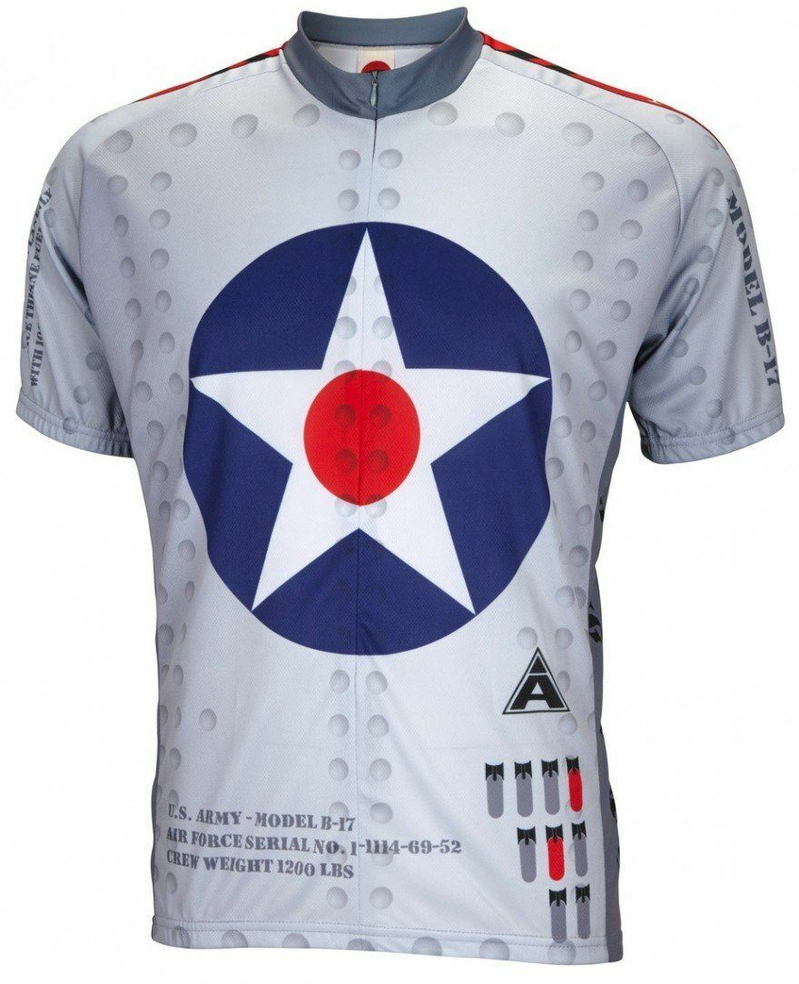B-17 Flying Fortress Cycling Jersey