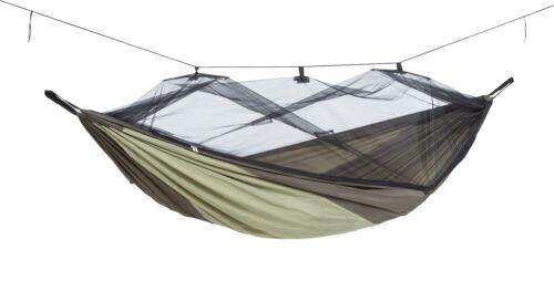 Amazonas Moskito Traveller Thermo XXL Reise-Camping Hängematte ultraleicht