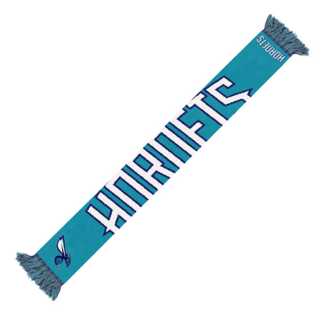 NBA Basketball Fanschal/Schal/Scarf CHARLOTTE HORNETS von Forever Collectibles