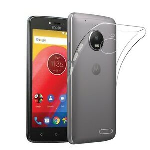 Thin-Soft-Crystal-Clear-Transparent-Gel-Case-Cover-For-Motorola-Moto-C-E4
