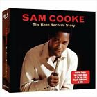 The Keen Records Story by Sam Cooke (CD, Jan-2010, 3 Discs, Not Now Music)