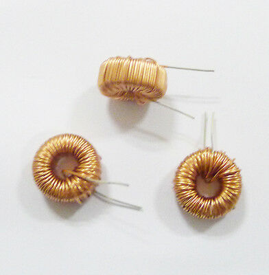 10x Toroid Core Inductor Wire Wind Wound  Hot Sale for 100uH 6A mah  Cheap