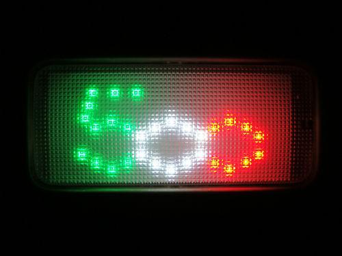Plafoniere Per Interni Auto : Luci interne interni auto ricambi e moto