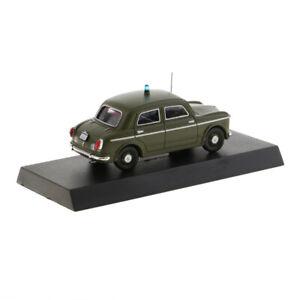 AUTO-della-POLIZIA-FIAT-1000-103-CARABINIERI-ITALIANI-SCALA-1-43-Die-cast-model-car