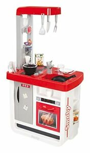 Smoby-Bon-Appetit-Childrens-Deluxe-Kitchen-Playset-amp-Accessories-Play-Toy-H96cm