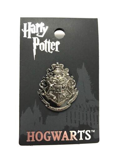 Harry Potter Pewter Pin Hogwarts Gryffindor Ravenclaw Hufflepuff Slytherin