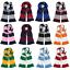 Beechfield-Varsity-Stadium-echarpe-double-couche-tricot-Sport-rayures-equipe-football miniature 1