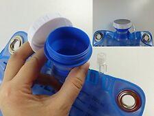 Klistierbeutel 3 Liter und Darmrohr, mit Metallösen zum Aufhängen, Einlauf