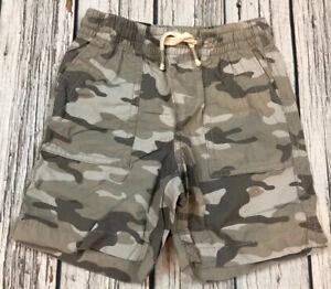 Nwt 3T Gray Camouflage Shorts Baby Gap Boys 3