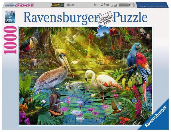 Ravensburger 196739 - Vogelparadies - Puzzle,