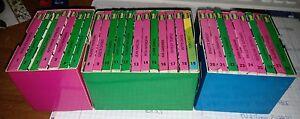 Ciakintasca-Collezione-completa-1-28-allegato-Ciak-1989-90-91
