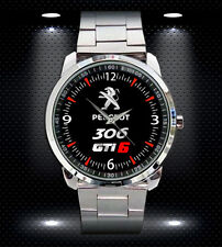 Peugeot 306 GTi 6 Sport Metal Watch