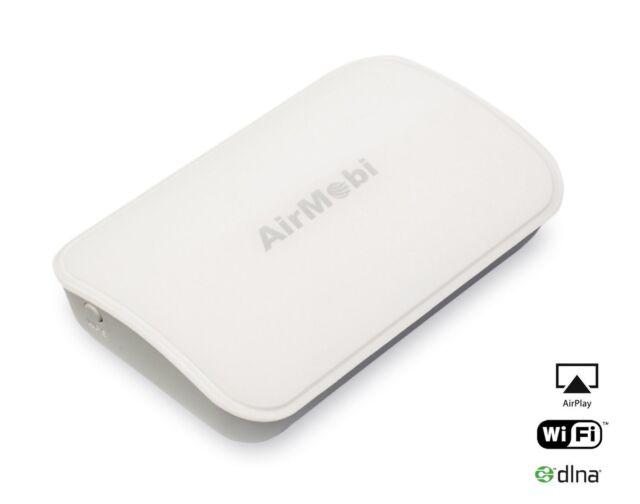 Wireless WiFi Audio Music Receiver/Adapter & Range Extender - Streams Wireles...