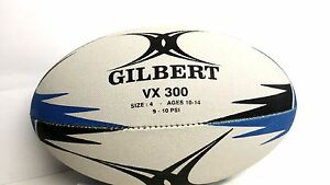 Gilbert VX300 Trianer RUGBY Ball + Free Delivery