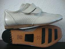 BELSTAFF Sneaker Damen LADY Shoes Schuhe Halbschuhe Leder Antikweiss Gr.37 NEU