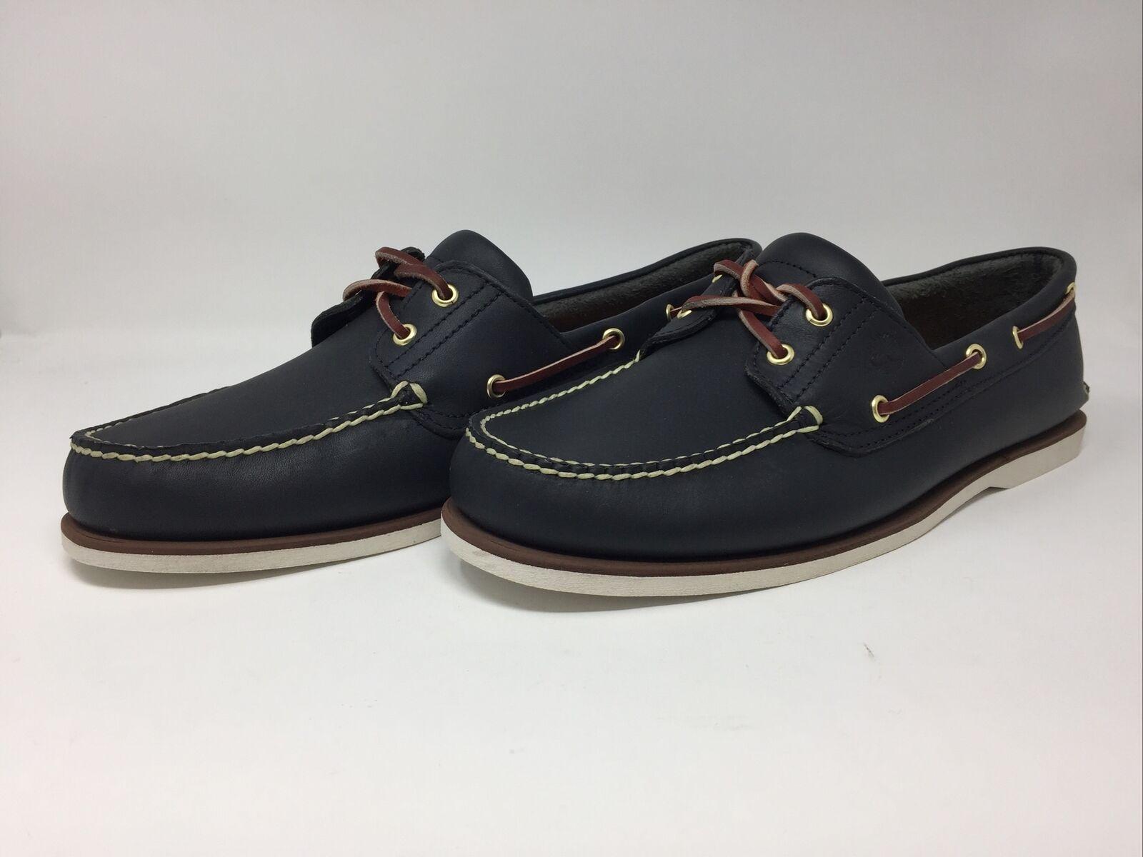 Contratación Pato Modernización  Timberland Classic Boat Shoes 2-Eye Boat Shoes Deck Shoes Men Shoes Shoes  for sale online | eBay