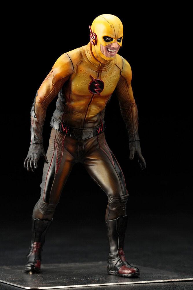 Flash Reverse The Flash TV Series Artfx+ PVC Statue KOTOBUKIYA