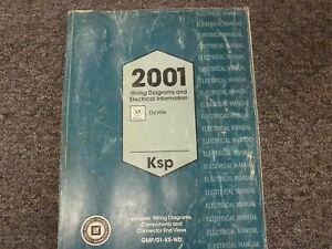 image is loading 2001-cadillac-deville-sedan-electrical-wiring-diagram -manual-