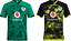 NEW 2020-2021 Ireland Home//Away Rugby Jersey short sleeves Man Tshirt S-XXXL
