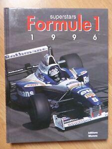 Formule-1-Formule-1-1996-Editions-MORENA