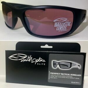 Smith-Optics-Elite-Prospect-Tactical-Sunglasses-Black-Ignitor-Lense