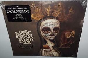 ZAC-BROWN-BAND-UNCAGED-2012-BRAND-NEW-SEALED-COUNTRY-MUSIC-CD
