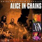 Alice in Chains Original Album Classics CD 3 Disc Rock BOXSET 2011