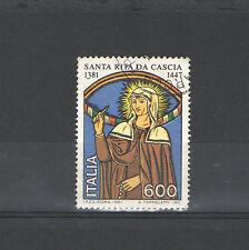B9611  - ITALIA 1981 - SANTA RITA 1553 - MAZZETTA  DA 50 - VEDI  FOTO