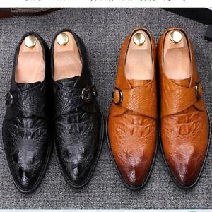 pour homme crocodile soirée rétro motif en Robe de avec des à à sur chaussures glissière cuir fermeture 0NOyvPwm8n