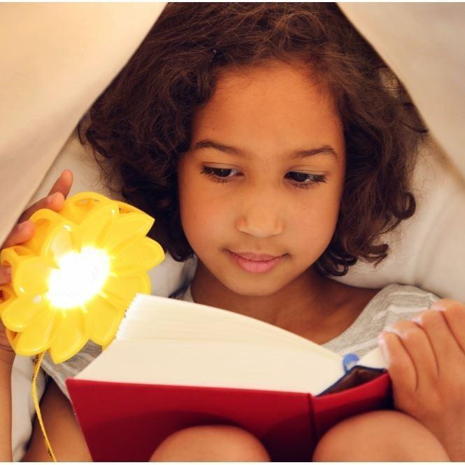 Little Sun Solar Torch Lamp Hand Held Upto 50 Hrs Light Festival Camping Kids