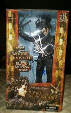 EDWARD SCISSORHANDS McFarlane Toys 18 inch Figure Movie Maniacs 2000, NEW IN BOX