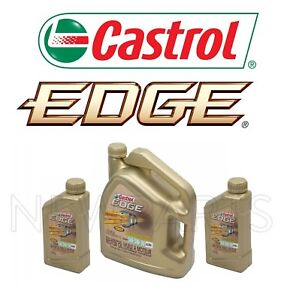 7-Quarts-Pack-5w30-CASTROL-EDGE-Full-Synthetic-5w-30-Engine-Motor-Oil-For-BMW
