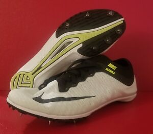 7 Spike 3 Mamba Nike Track 106 White volt Shoes Field Distance Men's 706617 WHTORnwT