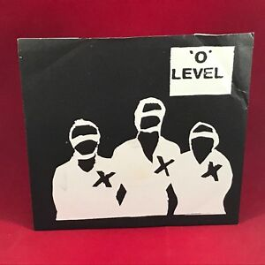 O-LEVEL-We-Love-Malcolm-1978-UK-4-track-7-034-EP-Ed-Ball-TELEVISION-PERSONALITIES
