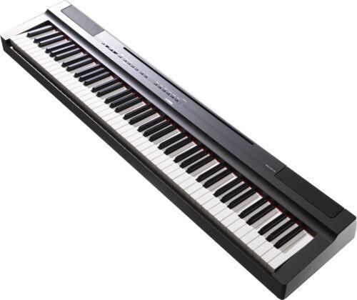 Stagepiano Digitalpiano L-125B Yamaha P-125B incl elektrisches Klavier