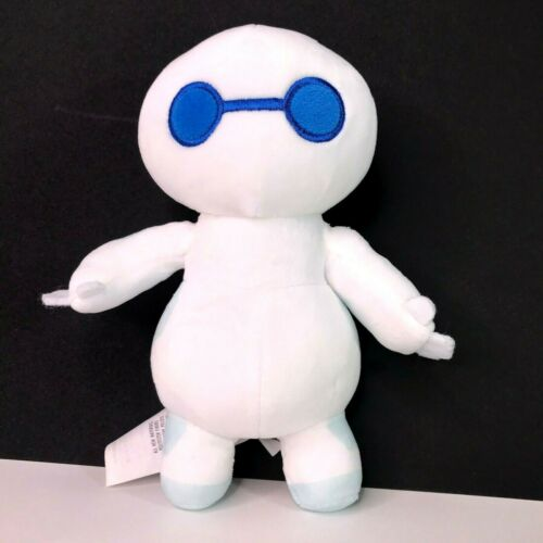 Disney Pixar Big Hero 6 Baymax Soft Plush Toys Disney Store Bandai Small Medium